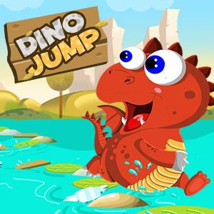 Dino Jump game