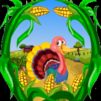 Thanksgiving Maize Farm Escape game