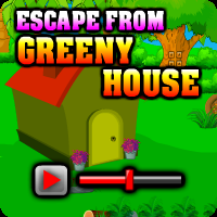 Escape From Greeny House Walkthrough game