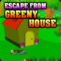 Escape From Greeny House game