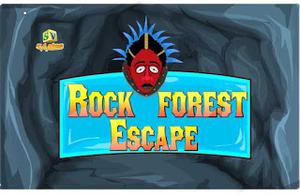 Sivi Rock Forest Escape game