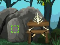 Rock Forest Escape game