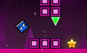 play Geometry Neon Dash World 2