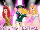 play Dancing Festival At Princess College