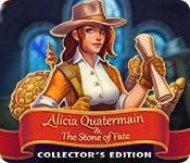 play Alicia Quatermain & The Stone Of Fate Collector'S Edition