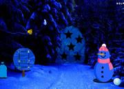 play Snowman Land Escape