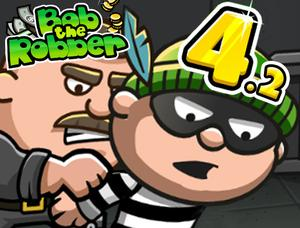 play Bob The Robber 4: Season 2