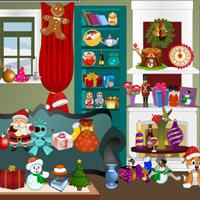 play Christmas-Room-Objects