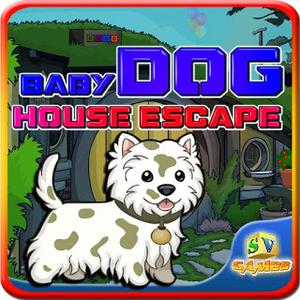 play Sivi Baby Dog House Escape