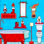 play Christmas Bathroom Escape