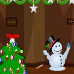 play Slum Christmas House Escape