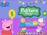 play Peppa Pig Pattern Party