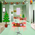 play Christmas Party Hall Escape