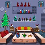 play Christmas Winter Room Escape