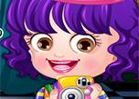 play Baby Hazel Photographer Dressup