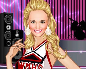 Dianna Agron Dress Up game