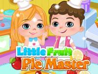 play Little Fruit Pie Master