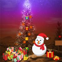 play Big Christmas Gift Land Escape