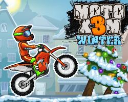 play Moto X3M 4 Winter