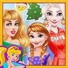 play Princesses Twelve Days Of Christmas