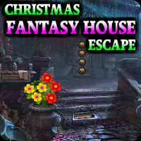 play Christmas Fantasy House Escape