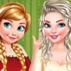 play Princesses Christmas Glittery Ball