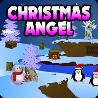 play Christmas Angel Escape
