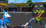 play Robot Dog City Simulator