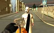 play Lost Alone: Zombie Land
