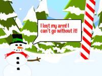 play Snowy Frostman Escape