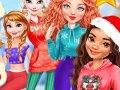 play Princesses Twelve Days Of Christmas