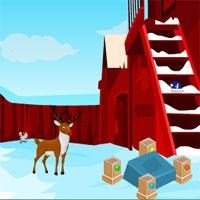 play Christmas Boy Escape