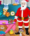 play Santa Claus Christmas Cleaning