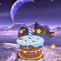 play Escape Game Christmas Cake