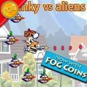 play Spunky Vs Aliens