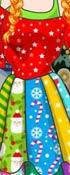 play Christmas Patchwork Dress