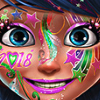 play Dotted Girl New Year Makeup