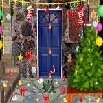 play Christmas Room Decorate Escape