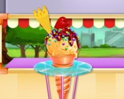 play Ice Cream Truck Cooking