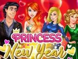 play Princess New Year Love Story