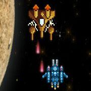 play Spaceship Survival Shooter