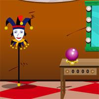 play Geniefungames Scary Clown Escape