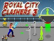 play Royal City Clashers 3
