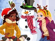 play Do You Wanna Build A Snowman?