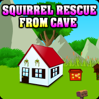 play Squirrel Rescue From Cave