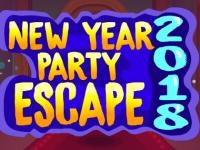 play New Year Party Escape 2018