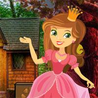 play Games4King Cute Queen Rescue 2