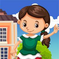play Games4King School Girl Rescue