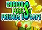 play Curious Forest Friends Escape