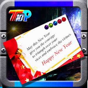 play Find The New Year Greeting Card